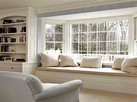 bay window seat bloombety window seat in bay window with bookcase window