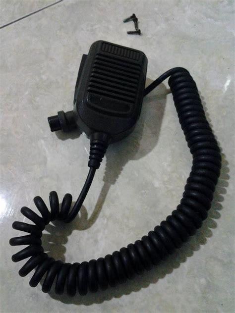 Antena Mobil Icom Yaesu Motorola Kenwood Comet Japan Chl 122 Vhf Murah dijual icom hm 12 asli japan swaradio