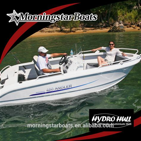 outboard boat without motor small aluminum racing boat hull without outboard motor