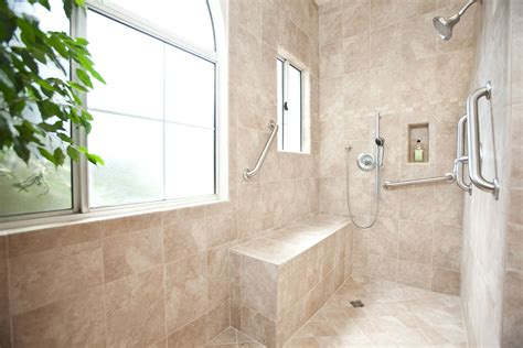home remodeling universal design bathroom remodel spotlight the headland project one