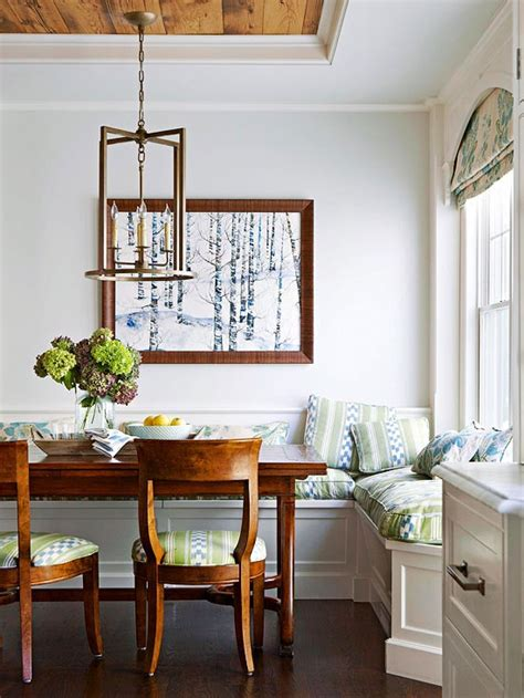 Breakfast Banquette by Inspired By 8 Charming Banquettes The Inspired Room