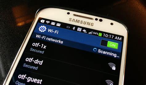 samsung galaxy wifi how to fix samsung galaxy s4 wifi problems