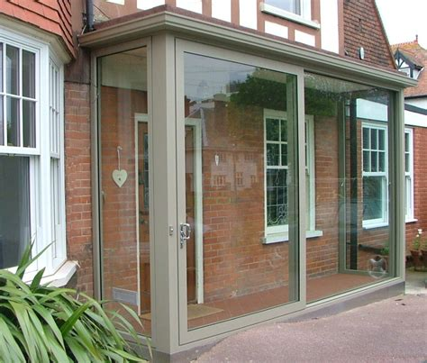 Porch Doors by Aluminium Sliding Porch Doors Entrance Porches
