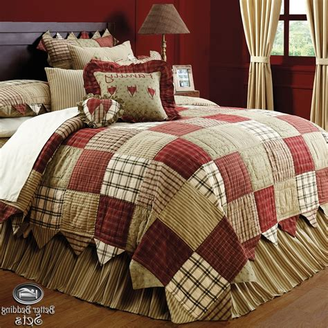 country bedding sets bedspread quilts comforters