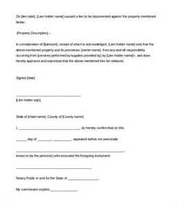 notary template notarized letter templates 27 free sle exle