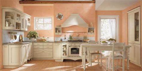 peach kitchen ideas charming classic kitchen design ducale by arrital cucine
