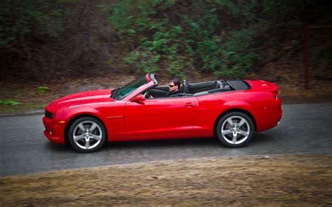 2003 camaro convertible test 2011 chevrolet camaro convertible