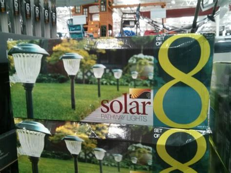 paradise solar lights costco rebate still available for solar pathway lights