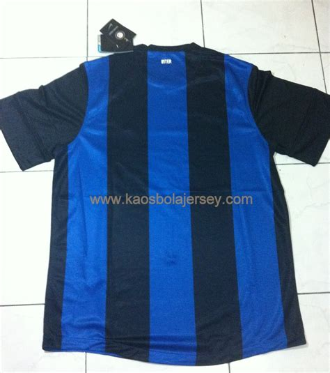 Jersey Inter Home Grade Ori inter milan home 2012 2013 jersey