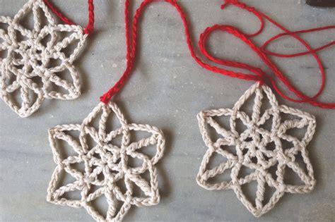 crochet pattern snowflake garland 33 crochet snowflake patterns guide patterns