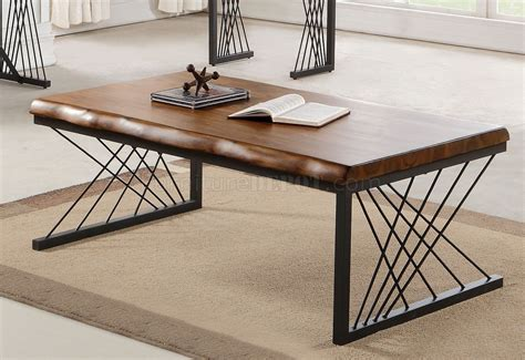 Callum Coffee Table Callum Coffee Table 82880 In Antique Oak Black By Acme