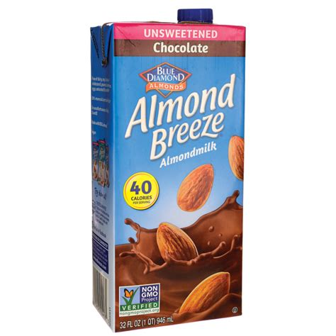 Almond Milk Chocolate 250 Ml blue almond milk almond chocolate unsweetened 32 fl oz 1 qt 946 ml liquid