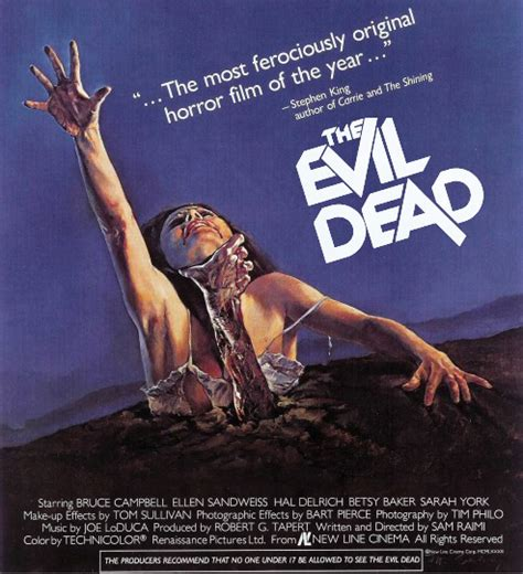 film evil dead 1981 the evil dead 1981 review blankmaninc