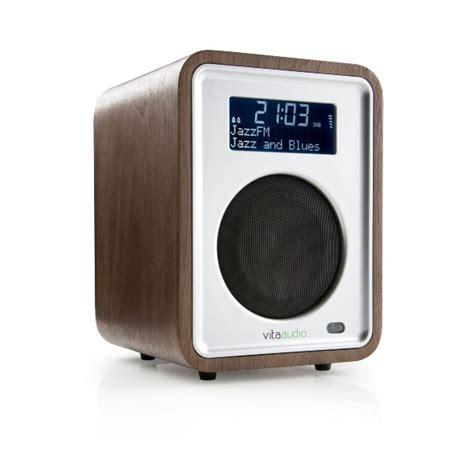 Vita Audios Stylish Dab Radio by Vita R1 Dab Fm Radio White Compact Audio At
