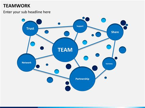 Teamwork Powerpoint Template Sketchbubble Teamwork Ppt