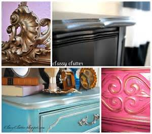 Fun Furniture Painting Ideas by 4 Fun Furniture Painting Techniques Classy Clutter
