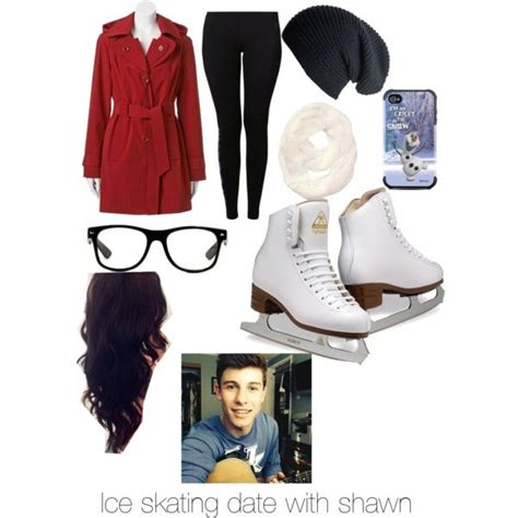 Sk Stelan Casual Quot Skating Date With Shawn Quot By Sarapriddle On Polyvore