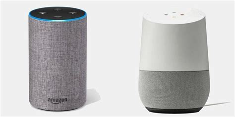 amazon echo vs google home which one is better amazon echo vs google home which one should you buy