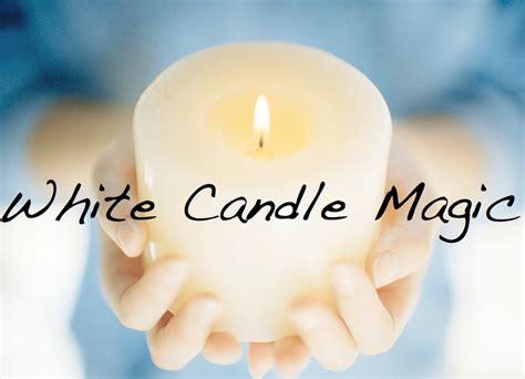 Magic White mars white candle magic