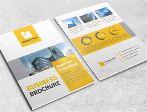 26 word bi fold brochure templates free download free