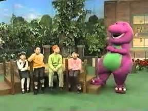 barney colors all around barney colors all around korean part 1