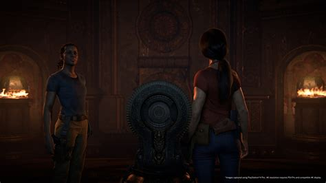 Ps4 Uncarted Thelost Legacy uncharted the lost legacy 4k ps4 pro screens look like