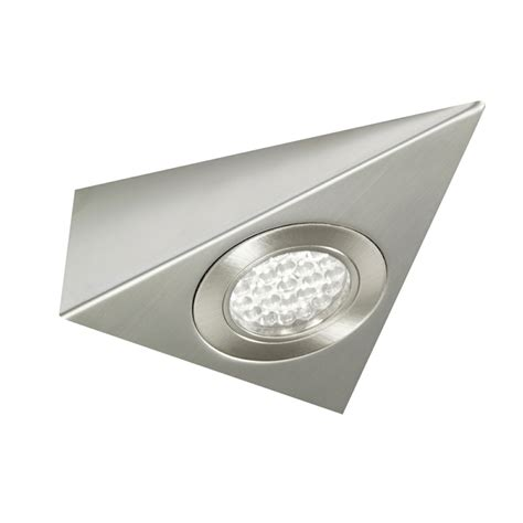 triangular under cabinet kitchen lights under cabinet high output led angled triangle light