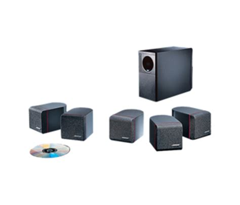 acoustimass 600 home theater speaker system bose product