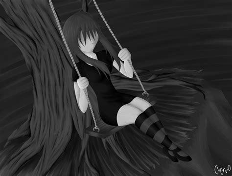 imagenes chidas en negro en el columpio 2 blanco y negro by cuervoambar on
