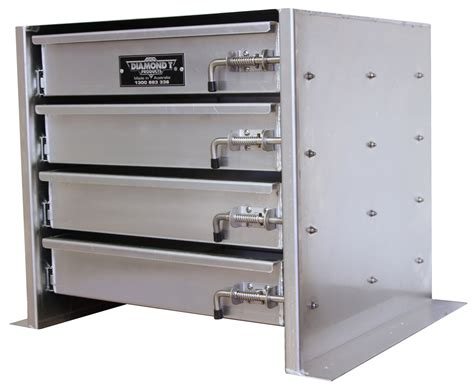 The Range Drawers by Square High Side Drawer Range