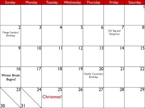 December 2007 Calendar Untitled Document Www Lsu Edu