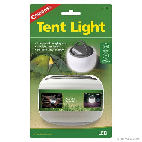 Tent Light tent light lighting coghlan s
