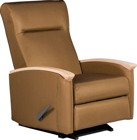 la z boy medical recliners harmony medical rocker recliner with closed arms grade 2