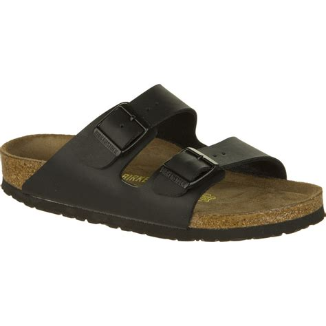 birkenstock sandals womens birkenstock arizona soft footbed leather narrow sandal