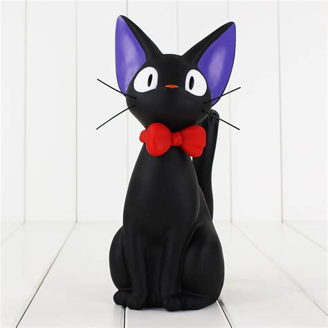 Animal Black Cat For Handphone Promo 1 aliexpress buy 24cm anime s delivery service piggy bank black cat figure