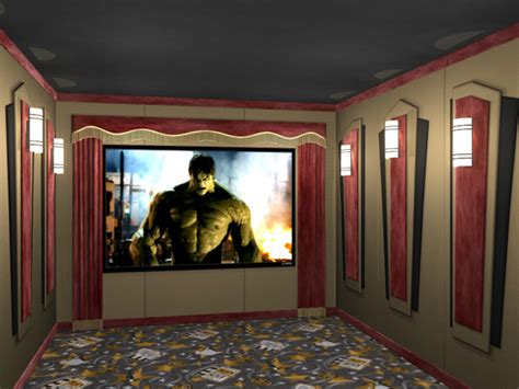 home theater curtains standard home theater curtains