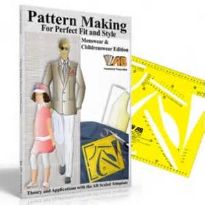 pattern cutting for menswear publications pattern making for perfect fit style menswear childrenswear