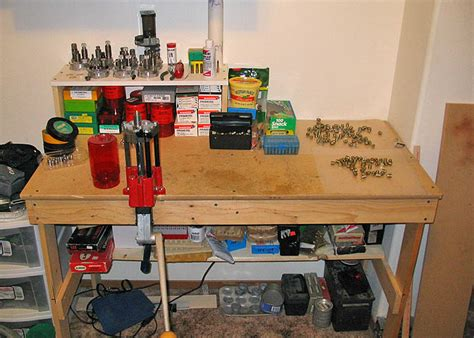 Workmate Reloading Bench Show Us A Picture Of Your Reloading Bench Page 30 Thr