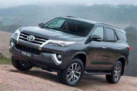 Toyota Fortuner Price 2016 Toyota Fortuner Price Release Toyota Review