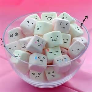 smiley marshmallows pictures photos and images for facebook pinterest and twitter