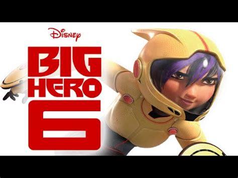 Bandai Disney Store Big 6 Gogo Tomago Honey Lemon big 6 go go tomago and fred unbox the toys disney