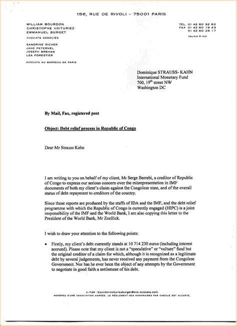 ecrire une lettre exemple courrier administratif