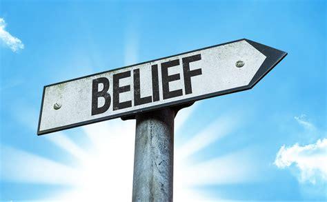 belief how belief writes your leadership story