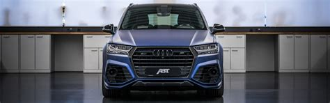 Audi Q7 Build by Abt X Vossen Create A Gorgeous Looking Audi Q7 Build