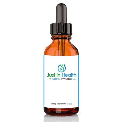 Iodine Detox Insomnia by Iodine Synergy 4 1 1 Functional Medicine