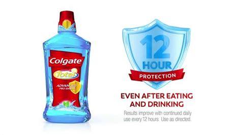 colgate total adavanced mouthwash tv commercial beach colgate total mouthwash tv commercial featuring kelly ripa