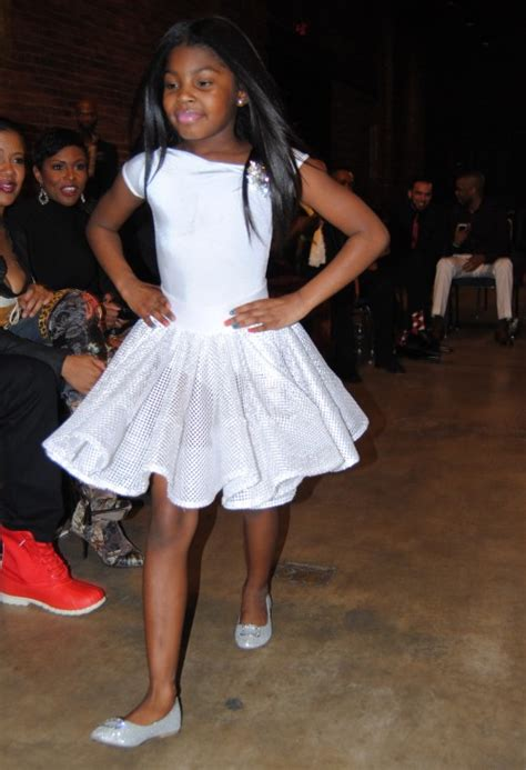 House Of Chapple by Pint Sized Fashionistas Strut Their Stuff At House Of