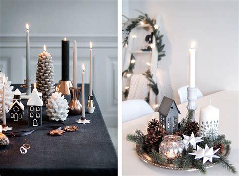 centrotavola natalizio con pigne e candele 18 idee per apparecchiare la tavola a natale ispirando
