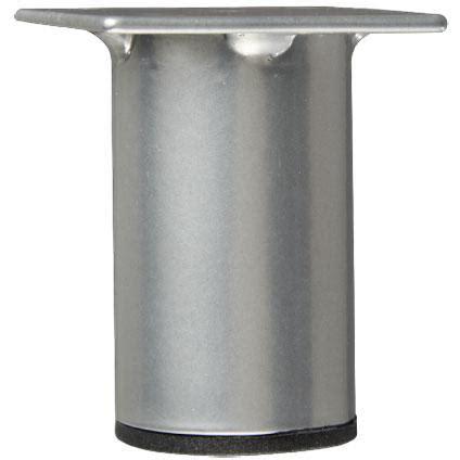 poten salontafel praxis decomode meubelpoot zilvergrijs 4 stuks