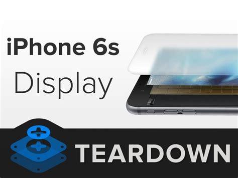 iphone  display teardown ifixit
